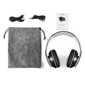 Wireless rechargeable headphones.