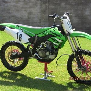 2006 Kawasaki KX450D Four Stroke