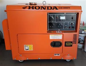 Honda 10kva Diesel Generator Junk Mail