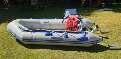 Jarvis Watersnake inflatable for sale or swop