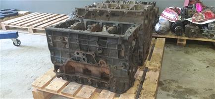 Mitsubishi Canter/ Fuso 4D34 engine block for sale!