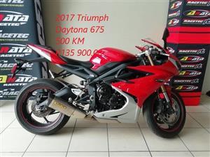 2017 Triumph Daytona