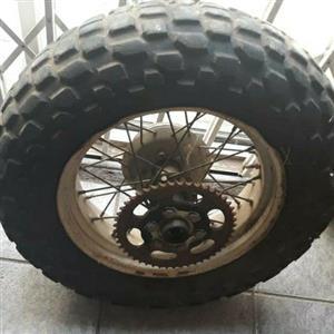 Yamaha Tw200 spares for sale