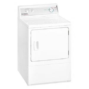 SpeedQueen 8.2kg White Dryer - LES33AW