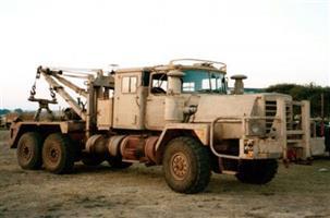 MACK 686 RECOVERY 6X6 WHEEL DRIVE