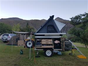 Alu Cab roof top tent