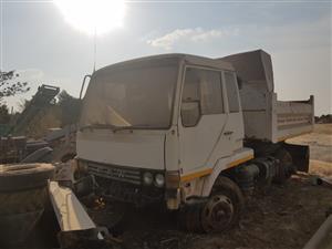 FAW Tipper Trucks x 2