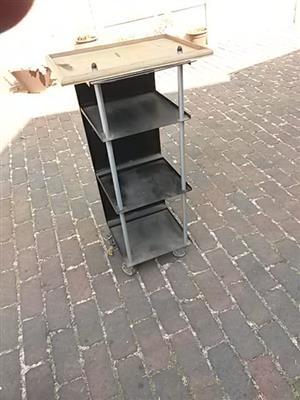 Workshop or garage Tool Trolley