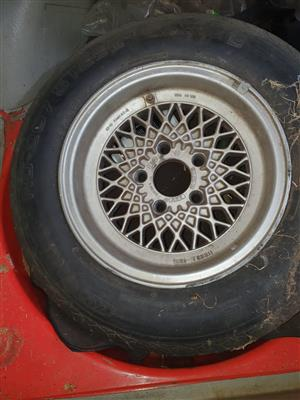 "Wanted BMW Mahle BBS 7x14"" rims"
