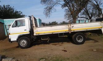 4 ton Isuzu N4000 truck for sale