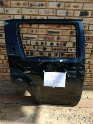 Nissan Pathfinder Right Rear Door  Contact for Price