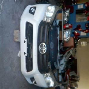 complete front spares for Toyota hilux Revo