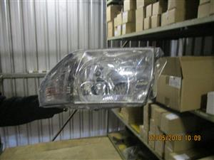Mitsubishi Pajero headlight 1998 - 2007 for sale