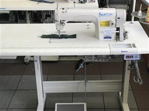 Various brand new industrial sewing machinery!