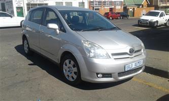 2007 Toyota Verso 1.8 SX