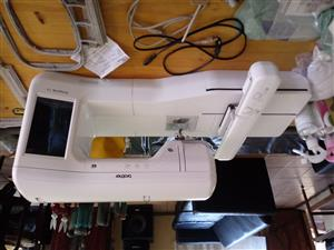 Brother innovis V3 Embroidery machine for sale  Sasolburg