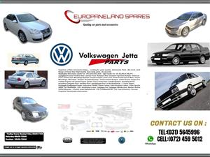 SPECIALISING IN VW JETTA AUTOMOTIVE NEW PARTS.Body Parts,Accessories ,Suspension Parts,Auto glass