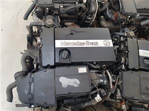MERCEDES BENZ C200 C180 KOMPRESSOR ENGINE (271) FOR SALE