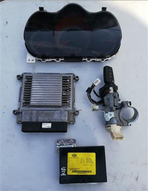 Kia Cerato 2L G4KD Automatic Lockset