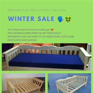FACTORY PRICE DAYBEDS