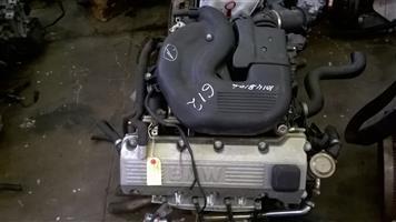 BMW 318i E46 8V Engine