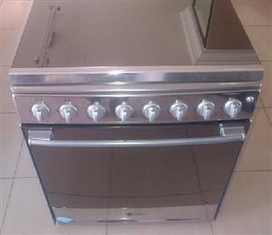 Zero Appliances 6 Burner S/Steel Gas Stove - 45kg at a GREAT PRICE-VALUE FOR MONEY-TOP SELLER