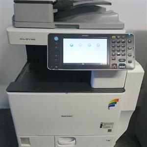 Ricoh MPC3002 A3, A4 Full colour Copier, Printer, Scanner
