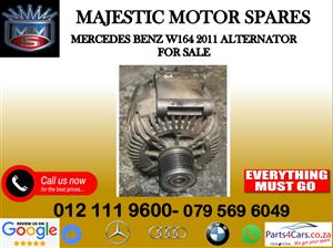 Mercedes benz W164 alternator for sale