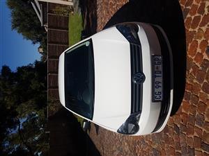 2013 VW Polo Vivo hatch 5-door POLO VIVO 1.6 HIGHLINE (5DR)