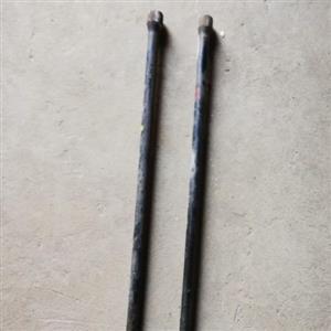 Tortion bars