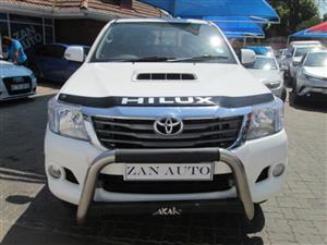 2014 Toyota Hilux 3.0D 4D Xtra cab Raider