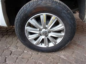 Amarok 18 Inch Wheel for Sale