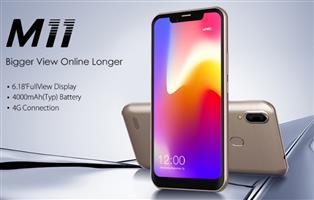 Smartphone 4G LTE, 2GB RAM 16GB ROM 4000mAh Finger print ID