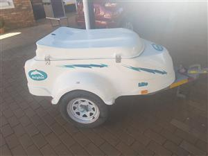 DOLFIN LITE TRAILER FOR SALE