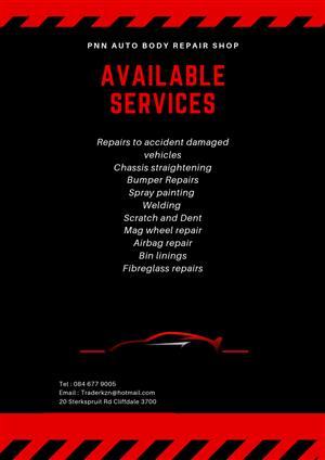 PNN Auto body repair