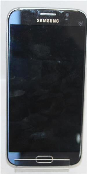 Samsung S6 cracked camera cover and back cover S029274A #Rosettenvillepawnshop