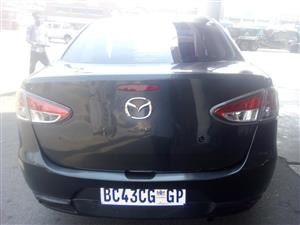 2012 Mazda 2 Mazda sedan 1.5 Dynamic