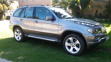 2007 BMW X series SUV X5 4.4i Sport steptronic