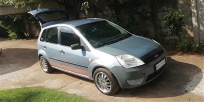 2005 Ford Fiesta 1.6i 3 door Trend