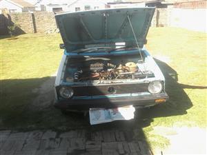 1982 VW Golf R