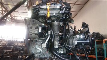 VW Polo 1.4 TDi Engine # AMF