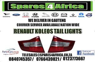 RENAULT KOLEOS TAIL LIGHTS FOR SALE