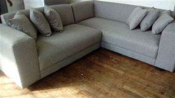 brand new L-shap couch