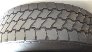 315 and 12R Used Tyres for Sale in Witbank  Mpumalanga.