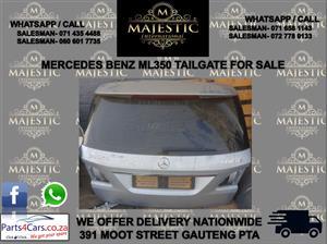 Mercedes benz Tailgates