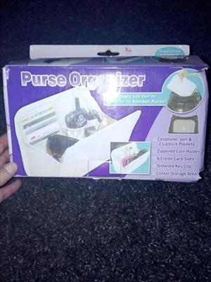 Purse organizer for sale