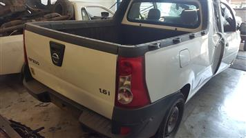 NISSAN NP200 1.6 2015 STRIPING FOR SPARES