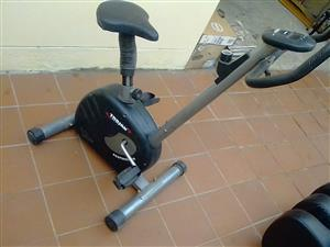 Exercising bike