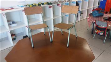 Furniture for pre-schools