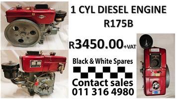R175B DIESEL ENGINE
